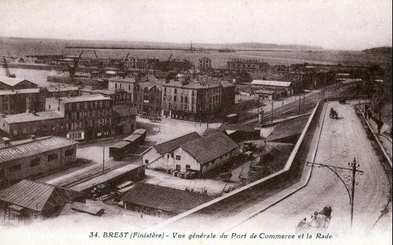V cu et volution du rail portde et ailleurs page 2 - Surplus militaire brest port de commerce ...